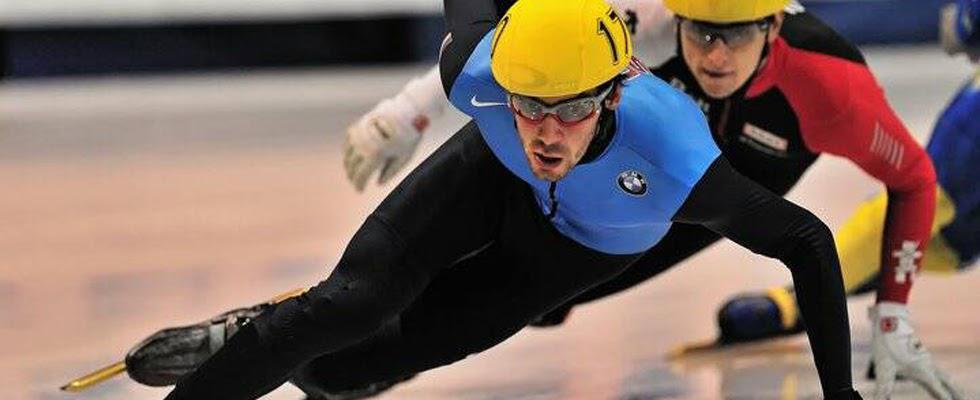 Travis Jayner - Speedskater, Bronze Medalist, Vancouver 2010 Olympics